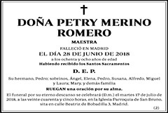 Petry Merino Romero